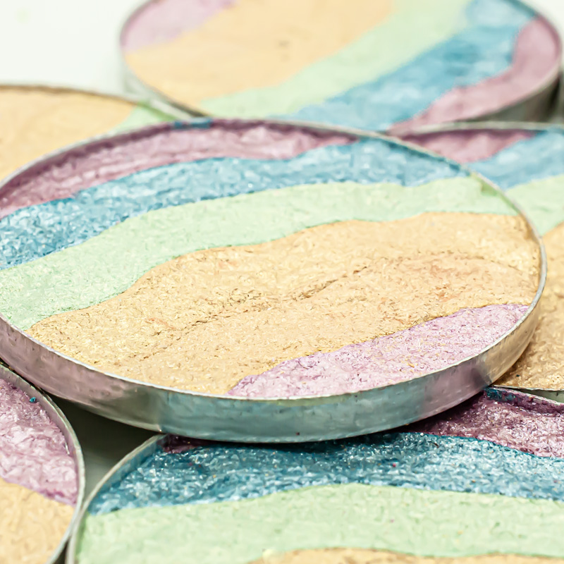 bause cosmetics personal design baked eyeshadow